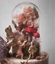 Paku Malzeme - Silikon Dreamy Angels-2; 7,7*4,8 cm (1)