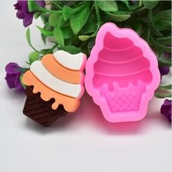 Diğer - Silikon kalıp Cupcake; 5,2*4,3 cm