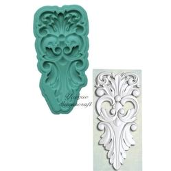 Paku Malzeme - Silikon kalıp Helens Relief; 6,8*3 cm