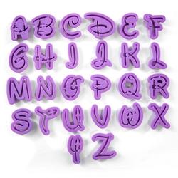 Diğer - Alfabe kopat DISNEY Mickey; 4 cm