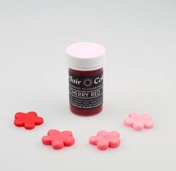 Sugarflair - Jel boya CHERRY RED (1)
