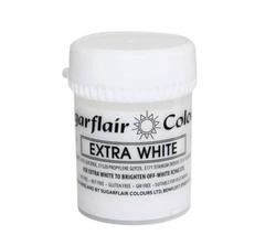 Sugarflair - Jel boya EXTRA WHITE