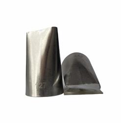 Diğer - Krema sıkma ucu no:127 (18 mm ağız)