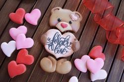 Paku Malzeme - Mesh Stencil Cookie Bundle-203 (1)