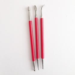 Diğer - Metal modelleme kalem seti