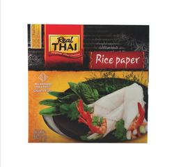 Real Thai - Pirinç Kağıdı Rice Paper 22 cm; 10'lu paket