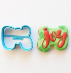 Paku Malzeme - Plastik kalıp JOY; 7,1*8,8 cm