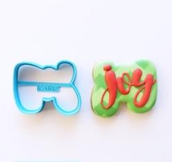 Paku Malzeme - Plastik kalıp JOY mini; 4,7*5,9 cm