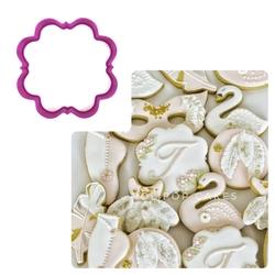 Paku Malzeme - Plastik Kalıp Plaka-250; 8,5*8,5 cm