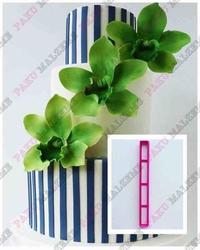 Paku Malzeme - Plastik Kalıp Strip; 14*1,3 cm