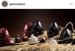 Diğer - Polikarbon Çikolata kalıbı; Paskalya Yumurta (1)