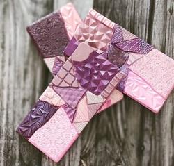 Diğer - Polikarbon Çikolata kalıp; Patchwork (1)