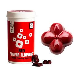 Barry Callebaut - Power Flower Non-Azo Red; 50 gr