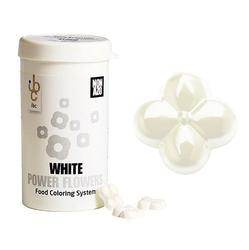 Barry Callebaut - Power Flower Non-Azo White; 50 gr