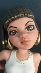Paku Malzeme - Reçine Gözler Prenses Göz; 7,5*5,0 mm (1)