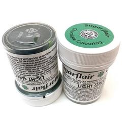 Sugarflair - Renkli Kakao Yağı LIGHT GREEN