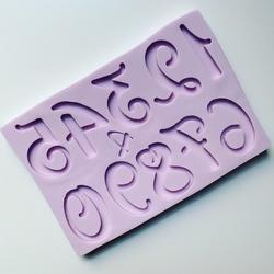 - Silikon Calligraphy Rakam Blush