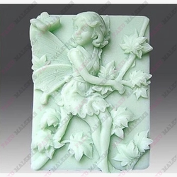 Paku Malzeme - Silikon Dreamy Angels-3; 7,7*4,8 cm
