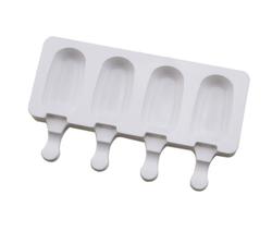 Diğer - Silikon kalıp Cakesicle 4lü Mini Magnum Dondurma; 21,5*12,5 cm