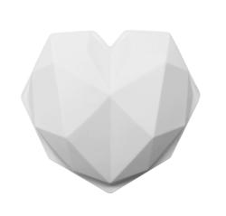 Diğer - Silikon kalıp Elmas Kalp pinyata; 20*18,5 cm