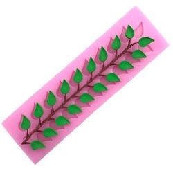 Diğer - Silikon kalıp Foliage yaprak; 16*4,7 cm
