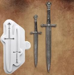 Paku Malzeme - Silikon Kılıç Game of Thrones; 13,0*6,0 cm