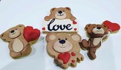 Paku Malzeme - Stamp kaşe LOVE (1)
