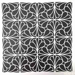 Diğer - Stencil Art Deco Floral