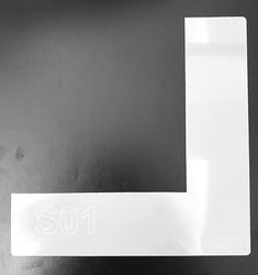 Paku Malzeme - Stencil Extension Uzatma Aparatı; 20*20 cm