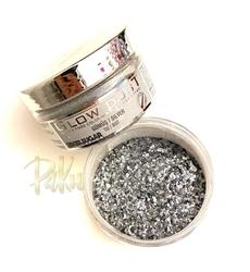 Seker Sugar - Glow Dust yenilebilir sim Gümüş; 25 gr