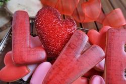 Seker Sugar - Glow Dust yenilebilir sim Kırmızı; 25 gr (1)