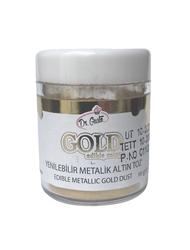 Dr.Gusto - Yenilebilir Metalik toz GOLD; 10 gr